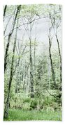 Pleasure Of Pathless Woods - Alt Hand Towel