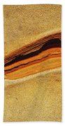 Point Lobos Abstract 111 Bath Towel