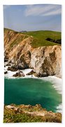 Point Reyes National Seashore Bath Towel