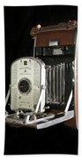 Polaroid 95a Land Camera Bath Towel