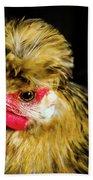 Polish Hen Bath Towel