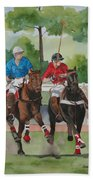 Polo In The Afternoon 2 Hand Towel
