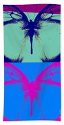 Pop Art Morphosis Bath Towel