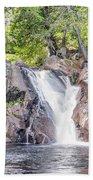 Poplar Stream Falls Bath Towel