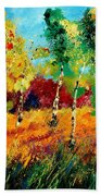 Poplars '459070 Bath Towel