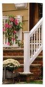 Porch - Garwood Nj - Suburban Paradise Hand Towel
