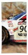 Porsche Gt3 Martini Racing - 01 Bath Towel