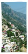 Positano In The Afternoon Hand Towel