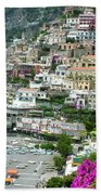 Positano's Beach Bath Towel