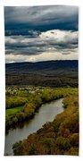Potomac River Valley - West Virginia Bath Towel