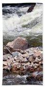 Poudre River 5 Bath Towel