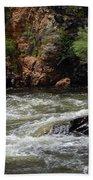 Poudre River Bath Towel