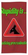 Practicing Bigstock Donkey 171252860 Hand Towel