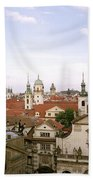 Prague Twilight Bath Towel