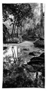 Precolumbian Florida Bath Towel