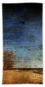 Presquile Lighthouse Hand Towel