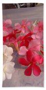Pretty Little Flowers Bath Towel