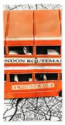 The Pride Of London Hand Towel