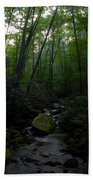 Primordial Forest Bath Towel