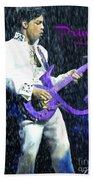 Prince 1958 - 2016 Bath Towel