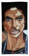 Prince Rogers Nelson Hand Towel