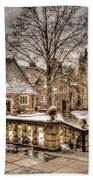 Snow / Winter Princeton University Bath Towel