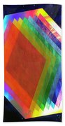 Prismatic Dimensions Bath Towel