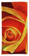 Promise Of A New Beginning Bath Towel