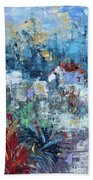 Provence South Of France Bath Towel