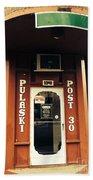 Pulaski Post Bath Towel