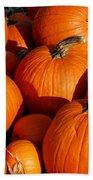 Pumpkins Bath Towel