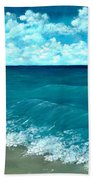 Punta Cana Beach Bath Towel