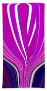 Purple Perfection Bath Towel