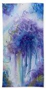 Purple Sofness Bath Towel