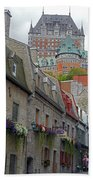 Quebec City 67 Bath Towel