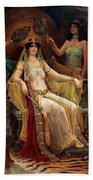 Queen Of Sheba Hand Towel