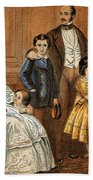 Queen Victoria, Prince Albert Bath Towel