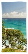 Queensland Coastline Bath Towel