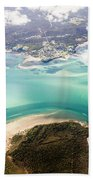 Queensland Island Bay Landscape Bath Towel
