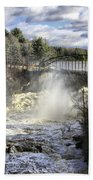 Raging Water Bath Towel