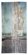 Rain Ruined Wall Bath Towel