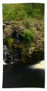 Rainbow Falls  2 Bath Towel