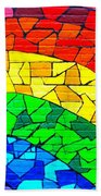 Rainbow ... Bath Towel