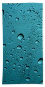 Raindrops Bath Towel