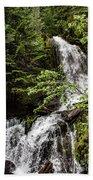 Rainforest Falls Bath Towel