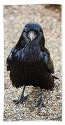 Raven Bath Towel