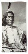 Red Cloud Chief Bath Towel