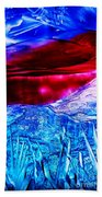 Red Lake Bath Towel