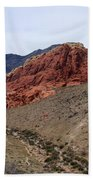 Red Rock Canyon 1 Bath Towel