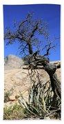 Red Rock Canyon Nv 10 Bath Towel
